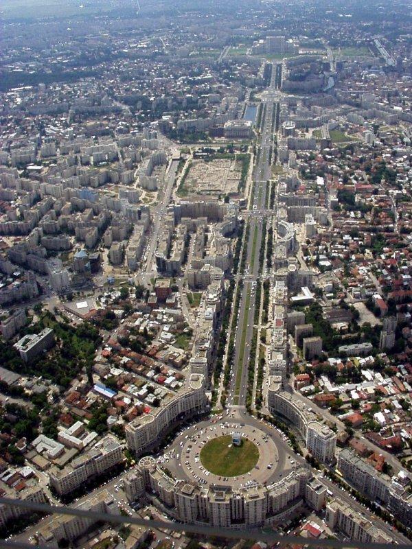 Авто-пешеходная экскурсия «Бухарест —