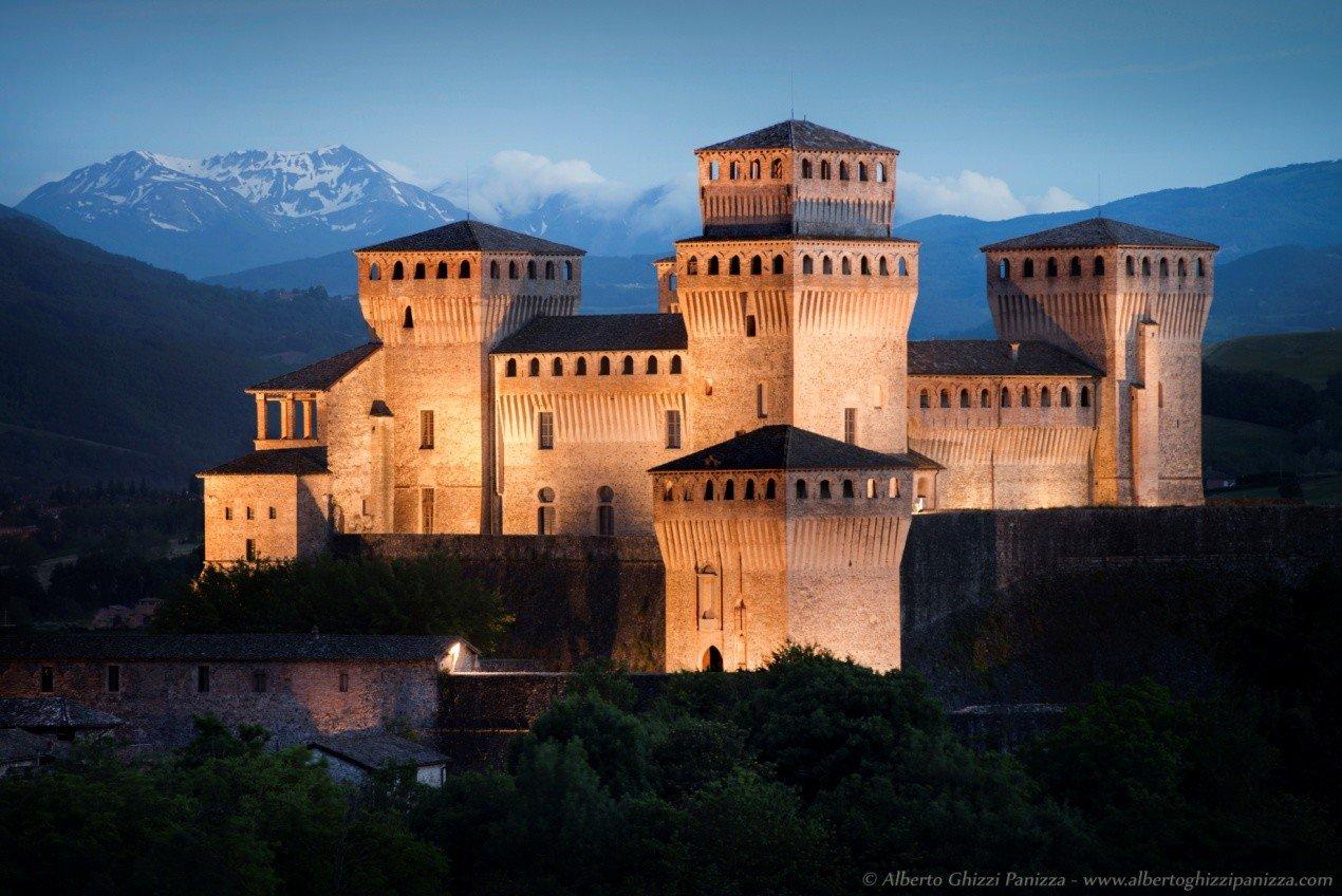 Пармские замки