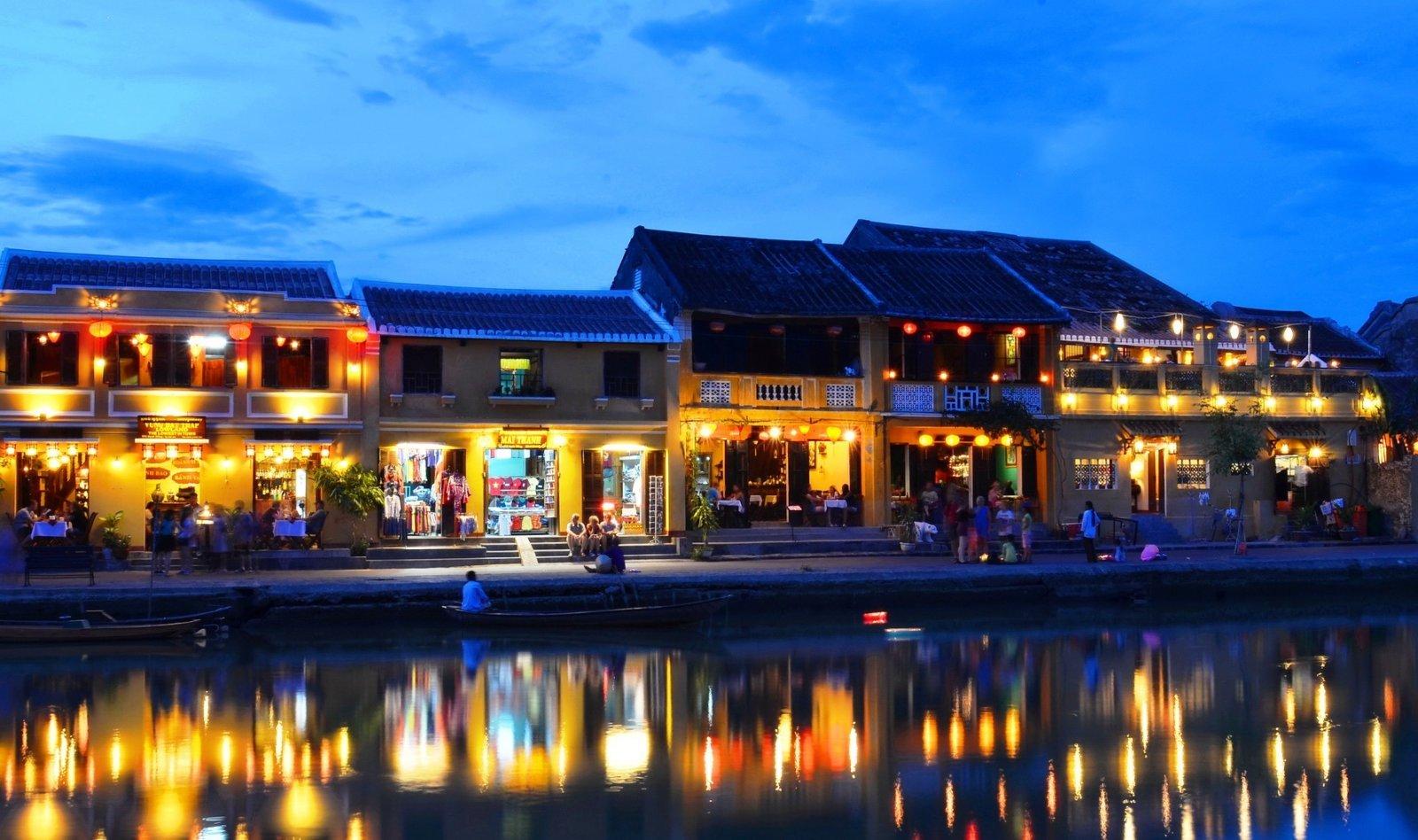 Экскурсия в Мишон и Хойан