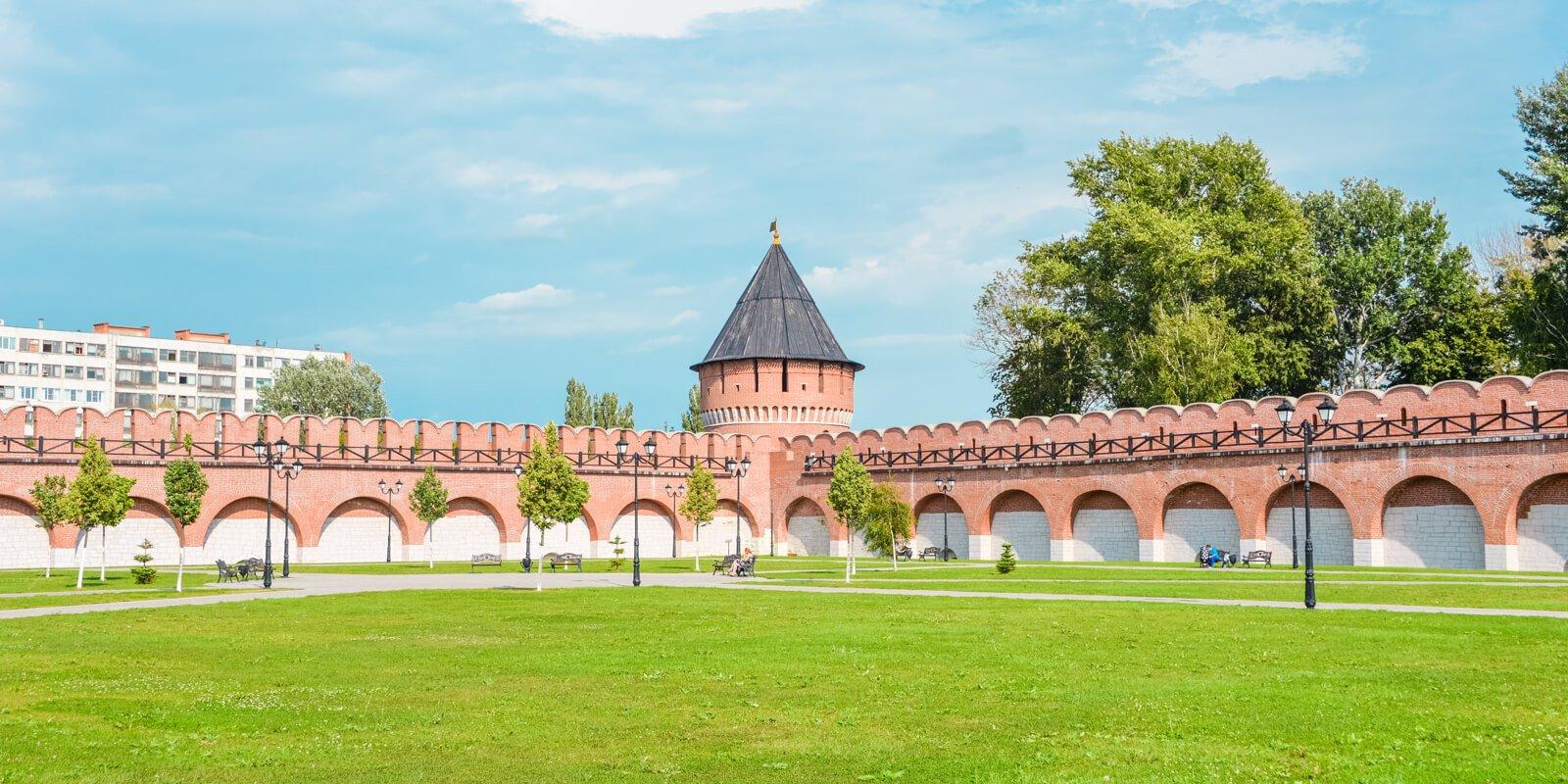 Квест-экскурсия «Тульский кремль, пряник и все-все-все»