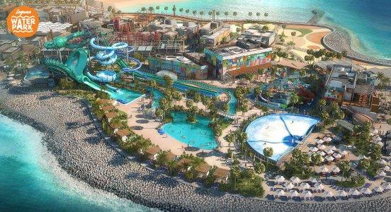 Аквапарк «Лагуна Дубай» — билеты со скидкой