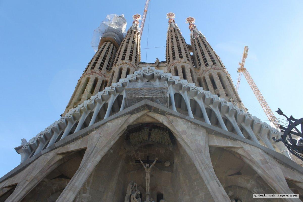 Барселона. Самое главное