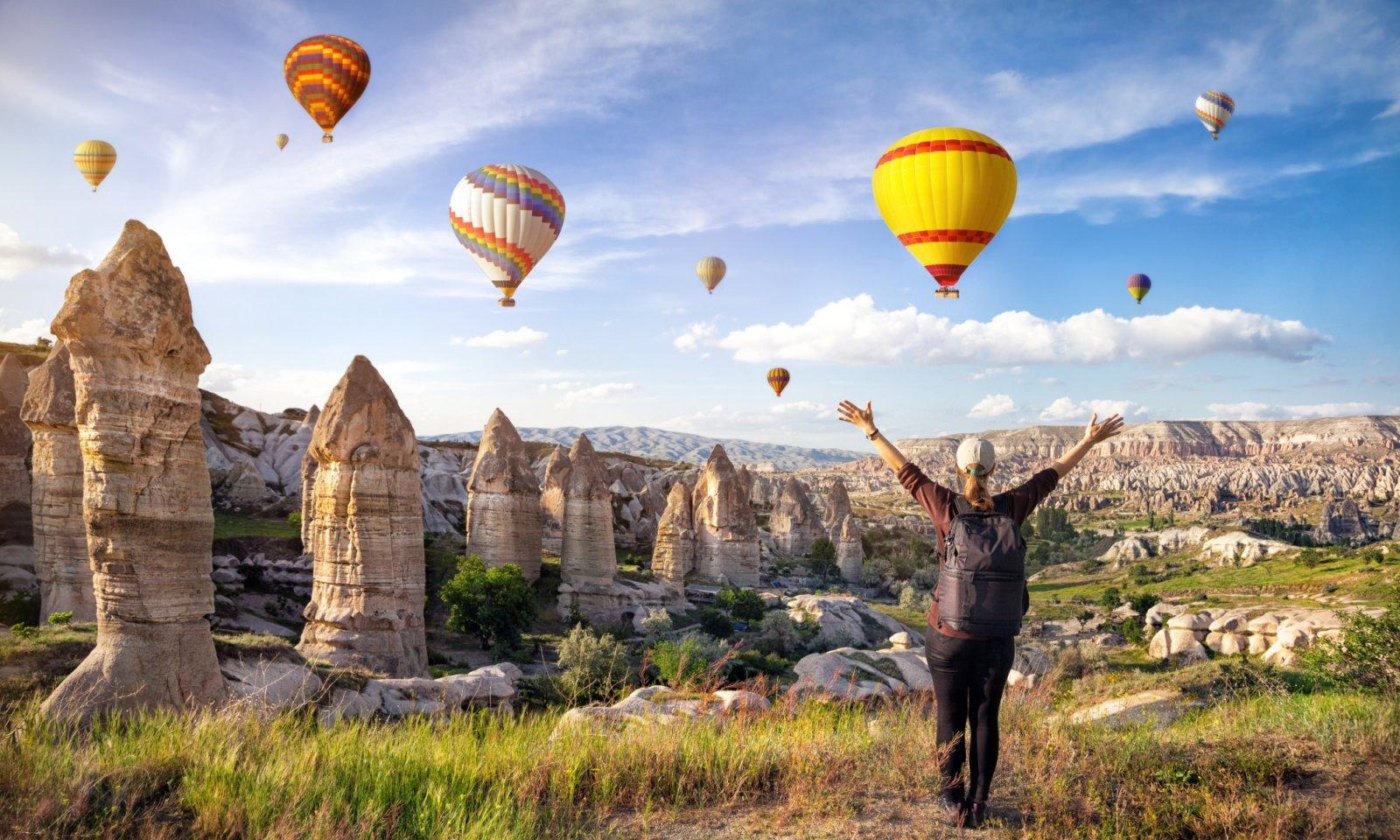 Экскурсия в Каппадокию на 3 дня из «Кемера — Анталии — Алании — Белека — Сиде»