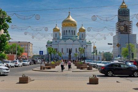 20 июня 2021 11:00 Обзорная экскурсия по Ростову-на-Дону