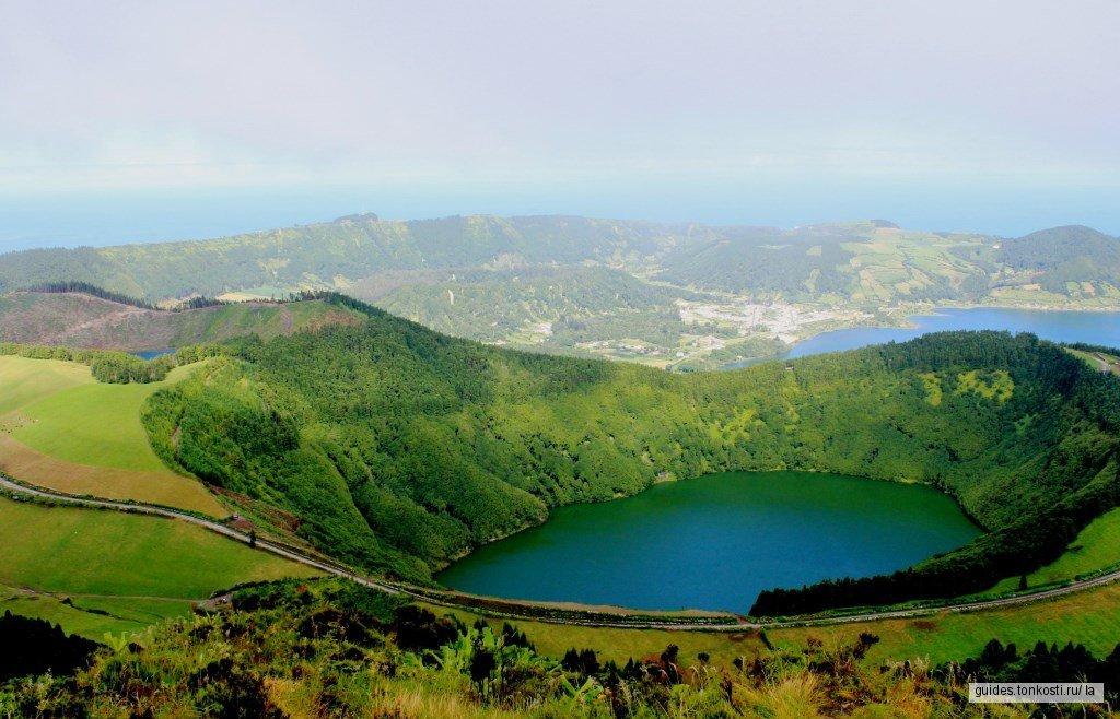 Групповой тур по 3 Азорским островам (сентябрь)
