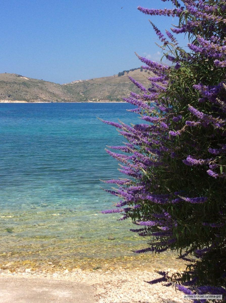 Южная Албания. Ривьера цветов