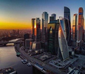 Москва-Сити — небоскрёбы нашей столицы