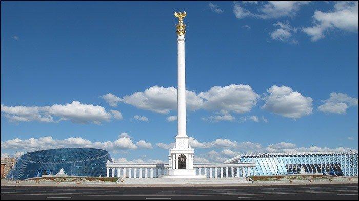 Астана — город мира и сбывшихся надежд!