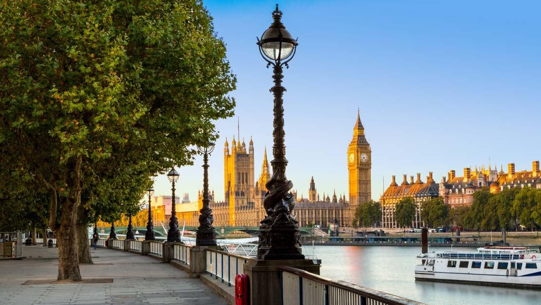 Знакомство со столицей Англии