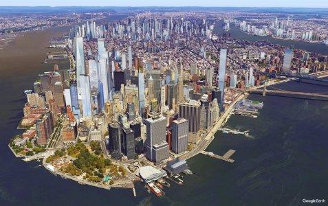 8.12. Дневной круиз вокруг Манхэттена с гидом (3 часа)