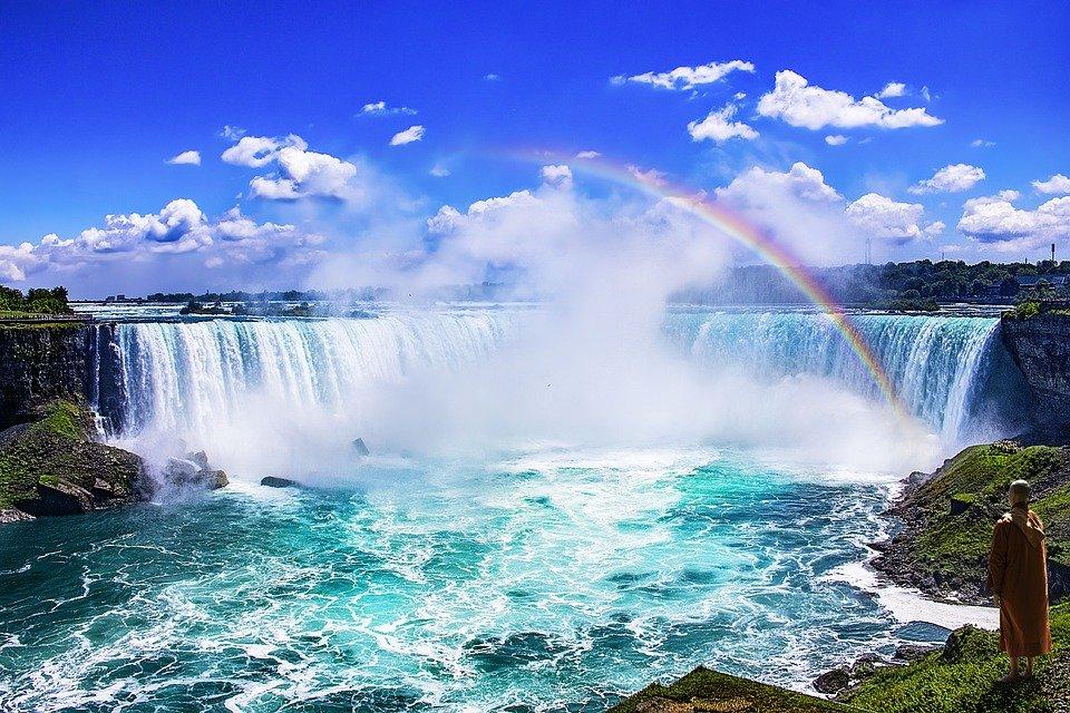 8.5.1. Однодневная экскурсия на Ниагарский водопад с посещением города Буффало и Великого озера Эри.