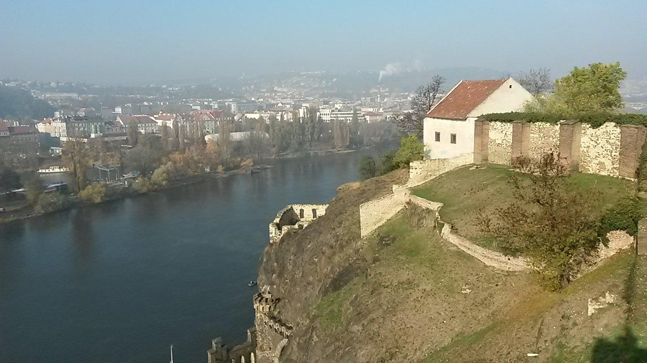 Замок Штернберк и Вышеград