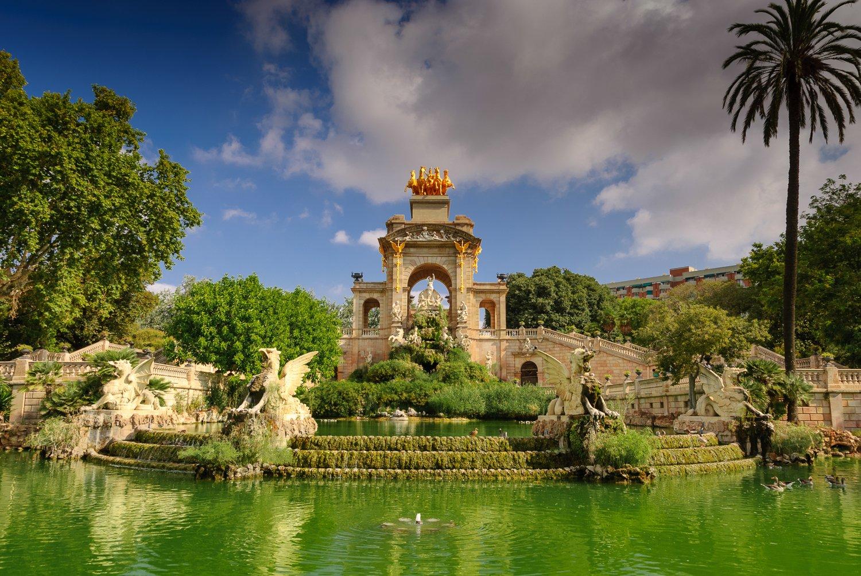 Барселона Панорамная