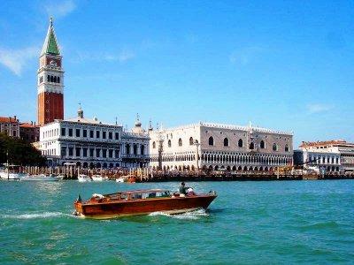 Венеция — город-легенда. Экскурсия в Италию