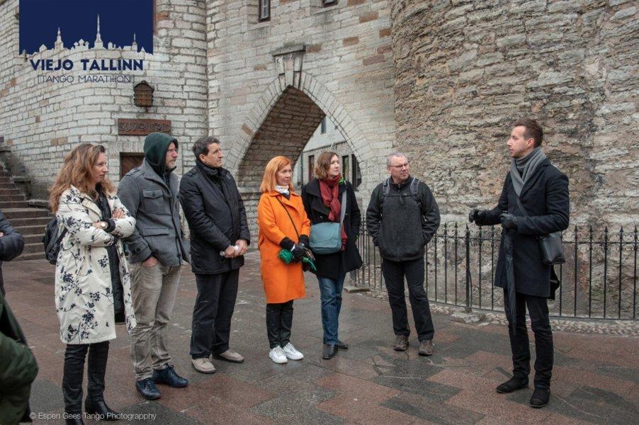 Пешеходная экскурсия по центру Таллина