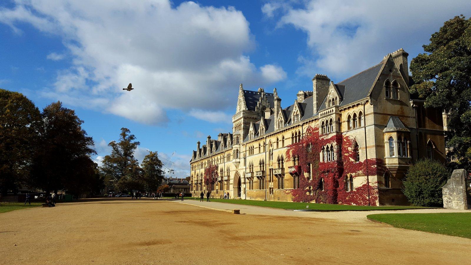 Экскурсия в Оксфорд