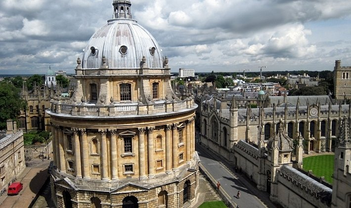 Экскурсия в Оксфорд и Стратфорд-на-Эйвоне из Лондона