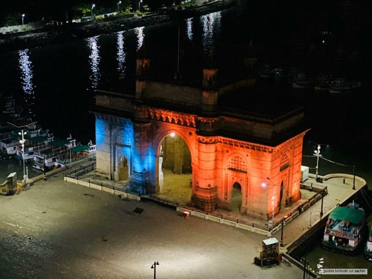 Сказочный Раджастан и столица Болливуда Мумбай