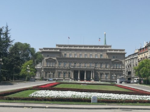 Комбинированая экскурсия по Белграду