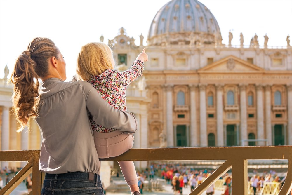 Квест «Секреты Ватикана для детей»