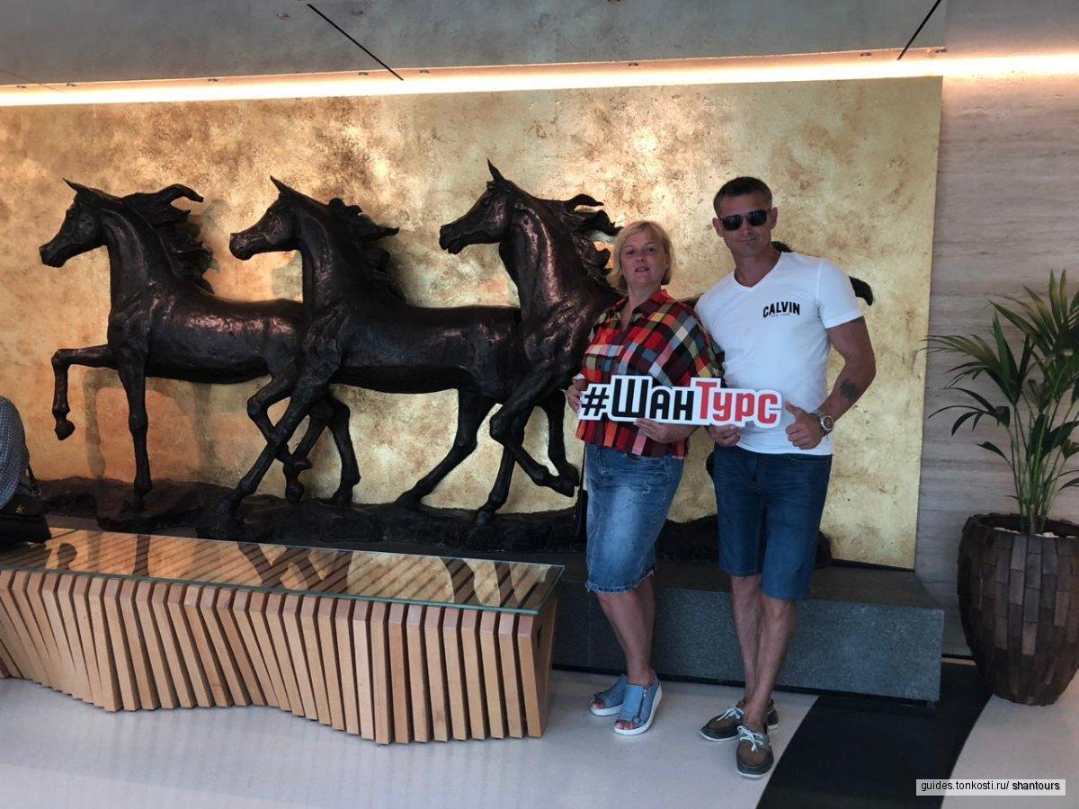 Обзорная экскурсия по Дубаю с дневным поднятием на Бурдж Халифу