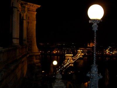 Вечерний Будапешт, или огни большого города