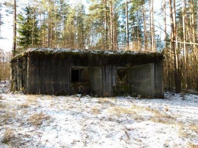 Затерянные бункеры «Линии Сталина»