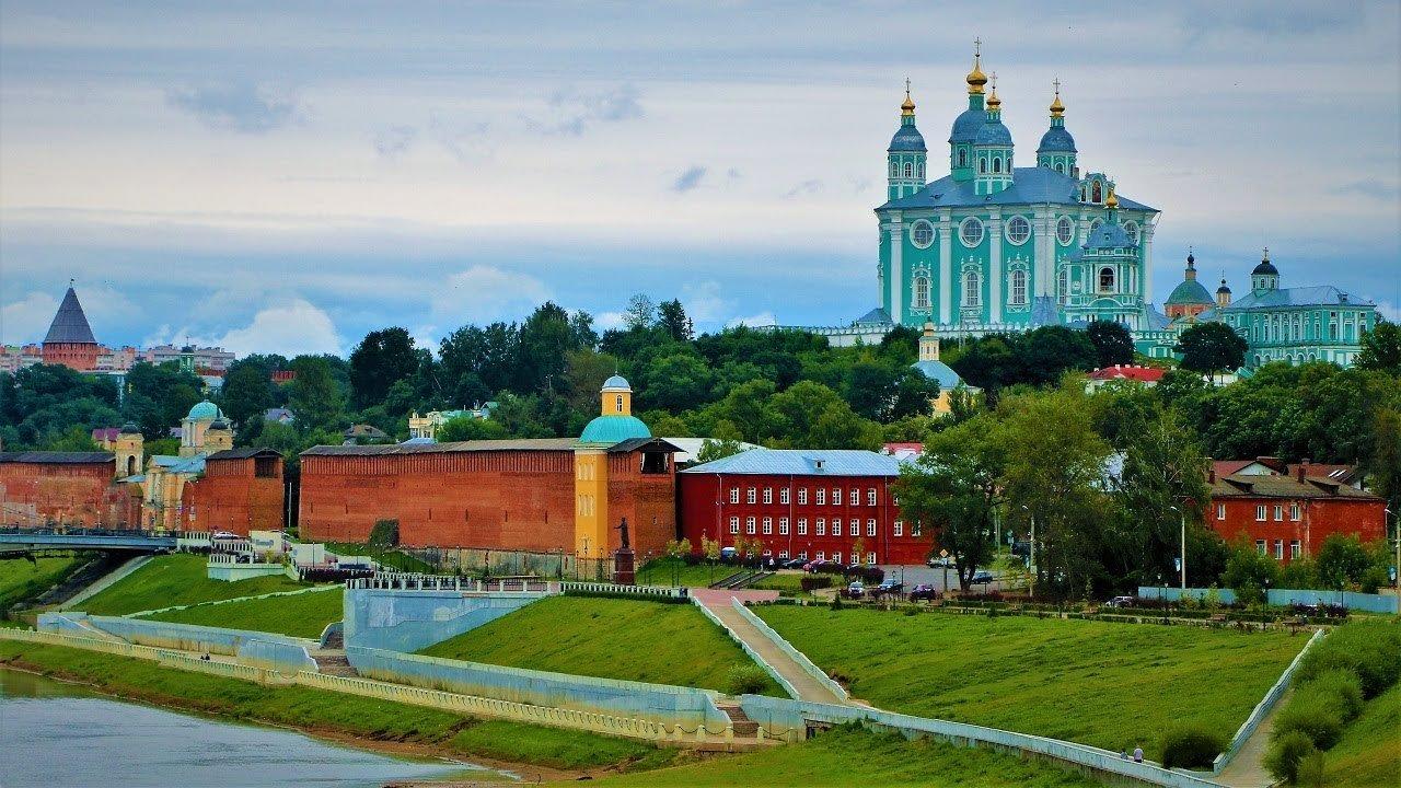 Открываем Смоленск (обзорная экскурсия с посещением Успенского кафедрального Собора)