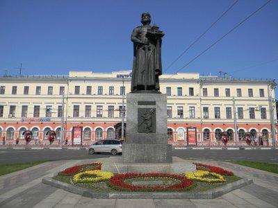 Ярославль: первое знакомство