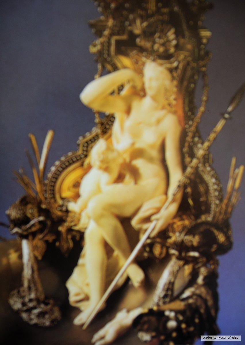 Шкатулка с драгоценностями. Экскурсия в музей сокровищ «Новые зеленые своды»