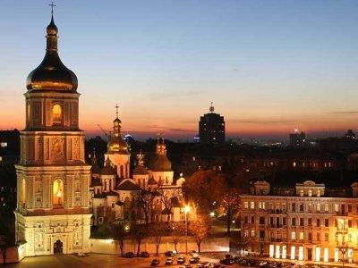 Романтический Киев