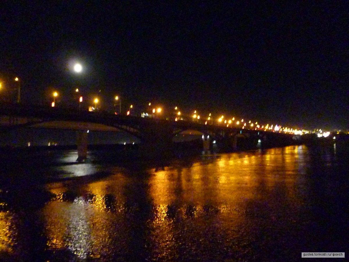 Новосибирск вечерний