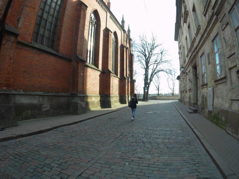 Рига — город контрастов (автобусная и пешеходная экскурсия)
