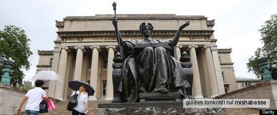 КОЛЛЕДЖИ АМЕРИКИ С ВЫПУСКНИКОМ Ivy League School