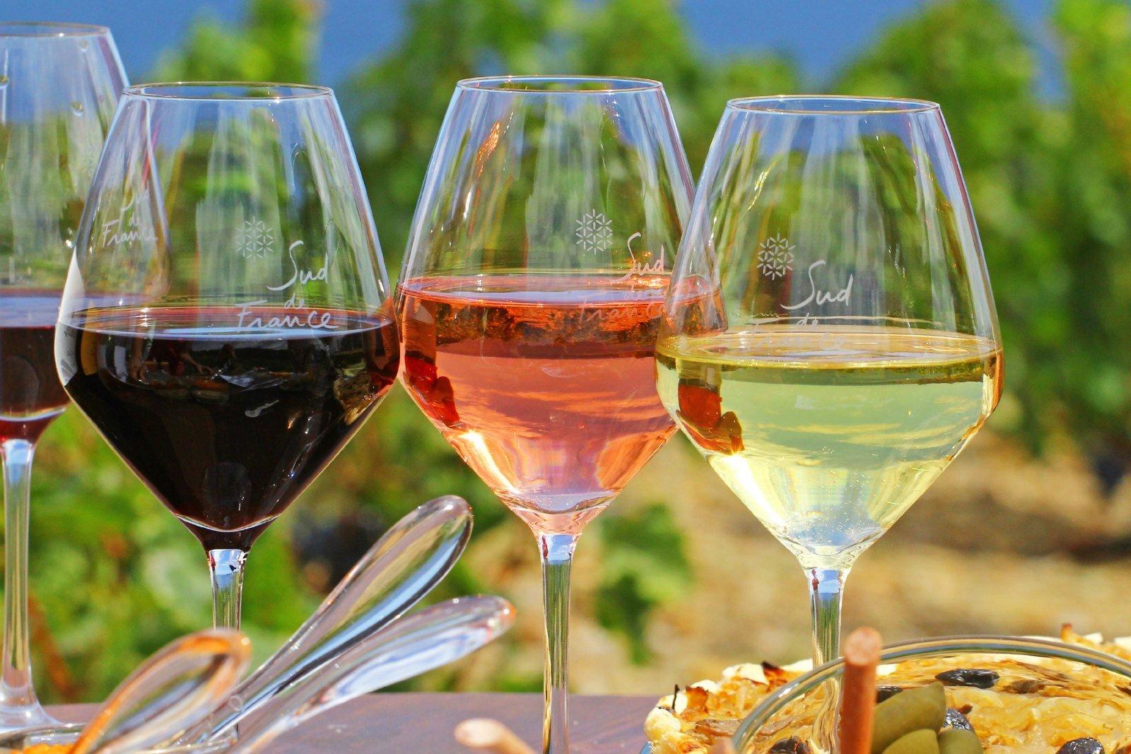 Терруары Лангедока (посещение 3 винных хозяйств)