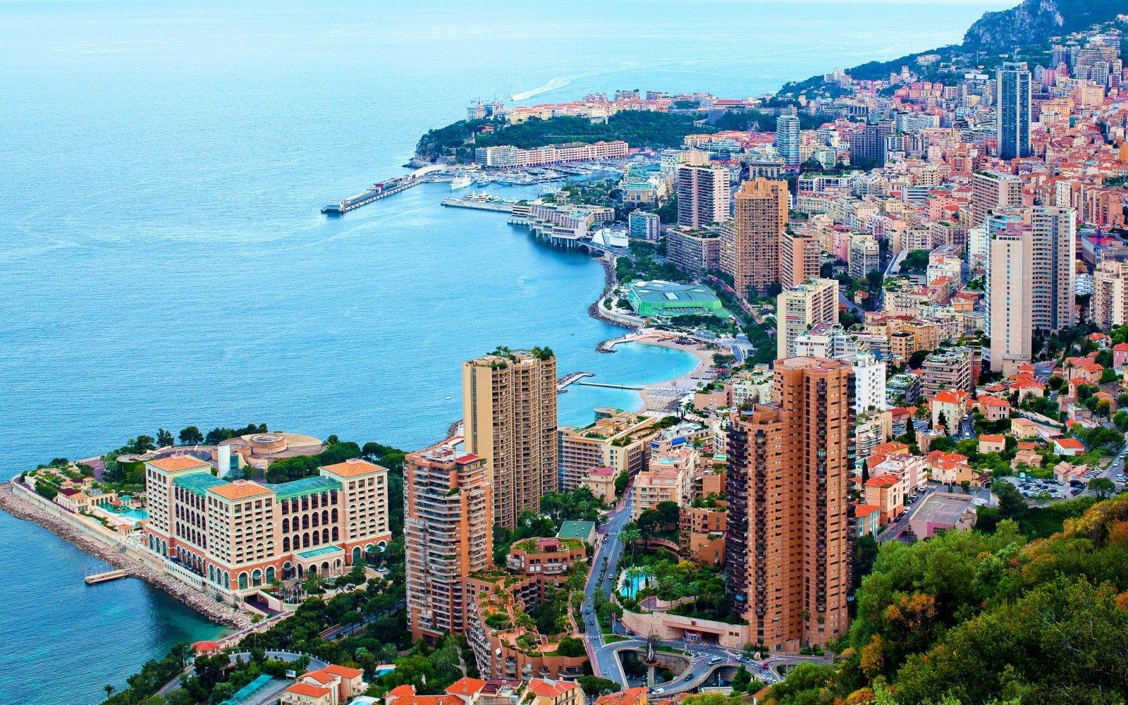 Волшебное царство-государство Монако