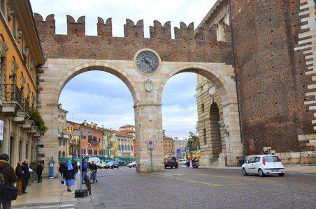 Из Римини в Верону и на озеро Гарда