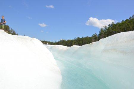 Ледник Булуус, этномузей «Самартай» с древним обрядом Алгыс