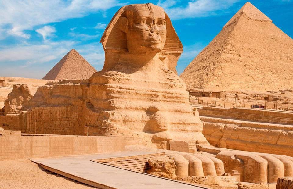 Экскурсия в каир ( Пирамиды)  Из Хургады