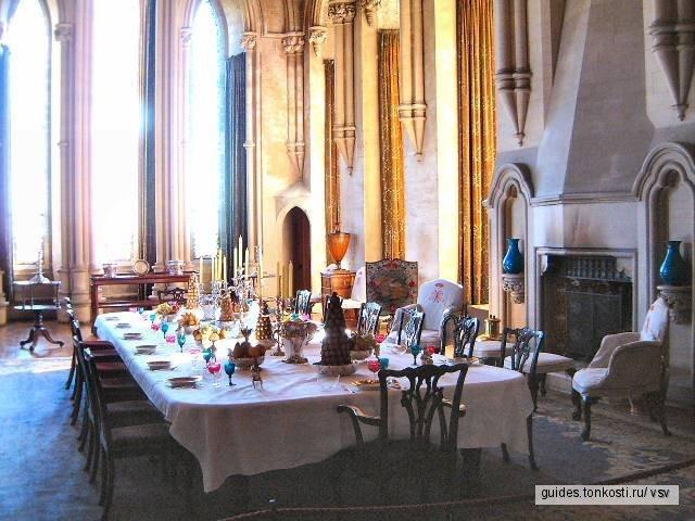 Замок Эрандел, родовое гнездо самого древнего герцогского рода Англии
