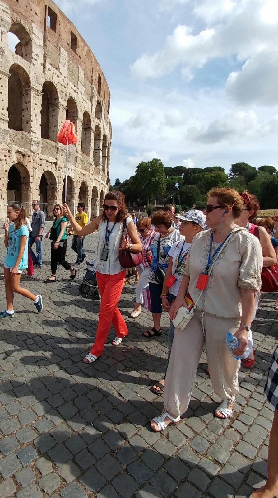 Обзорная экскурсия по Риму