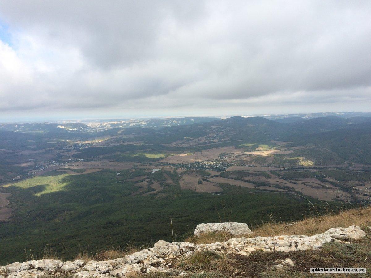Треккинг-экскурсия «Крымская Шамбала — гора Бойка»