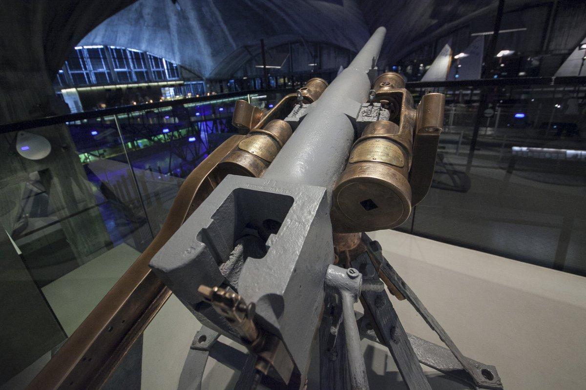 Экскурсия в Лётной гавани — Морском музее Таллина