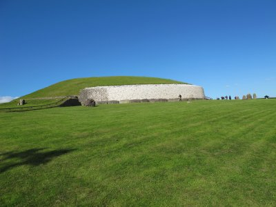 Памятники ЮНЕСКО в Ирландии — долмены Ньюгрейндж и Ноут