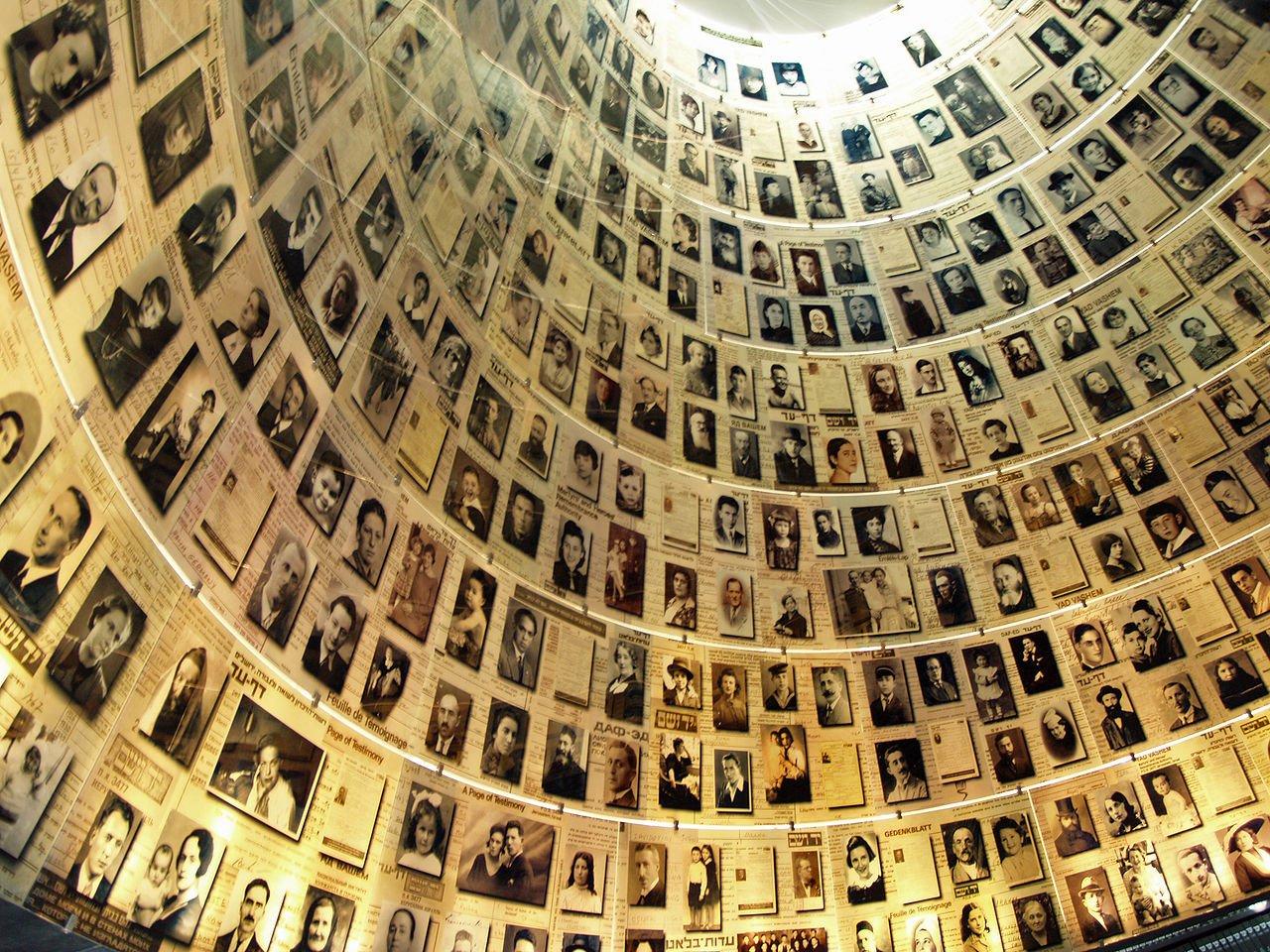 От Катастрофы до создания государства Израиль. Музей катастрофы европейского еврейства (Холокост)