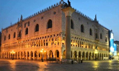 Дворец Дожей — апофеоз Венецианской Республики