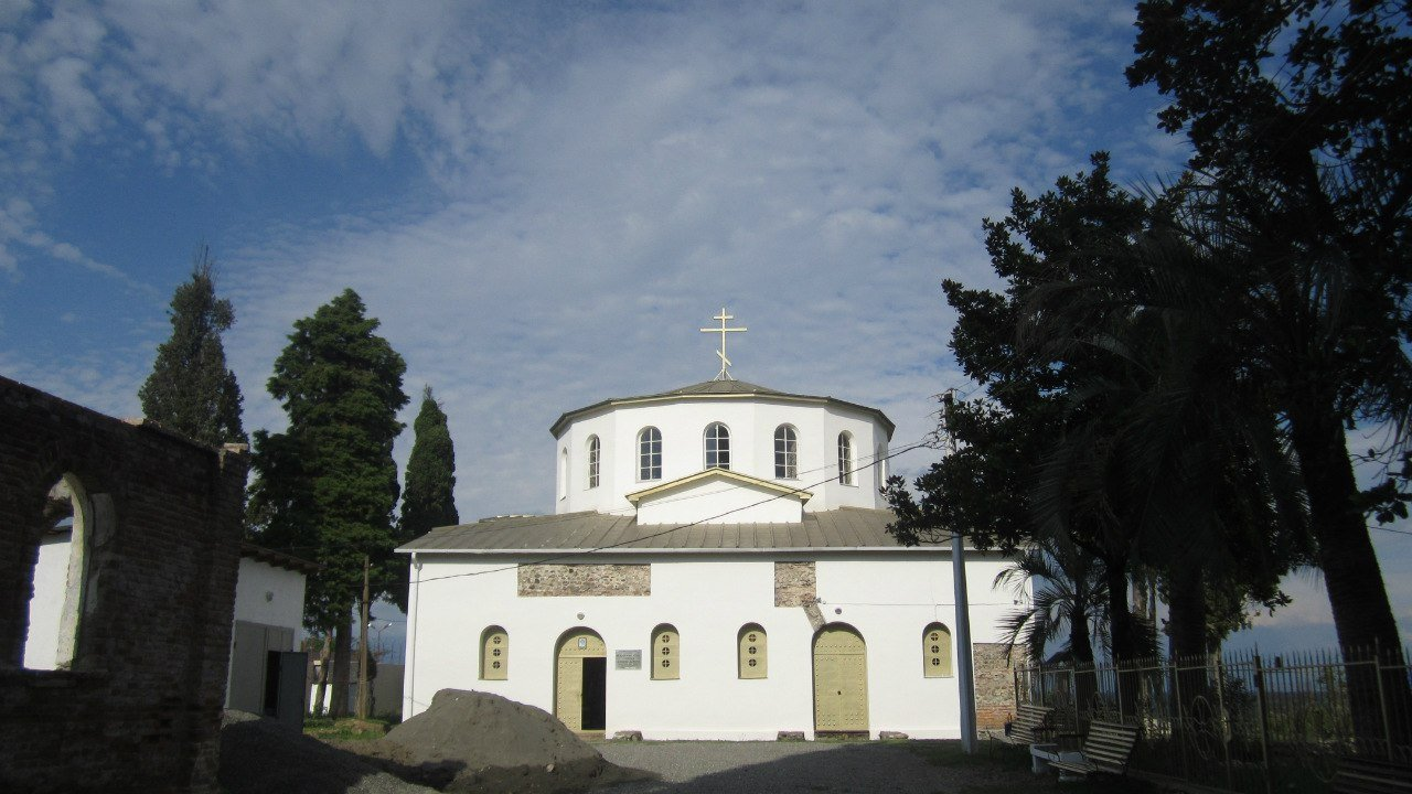 Православные Святыни Абхазии