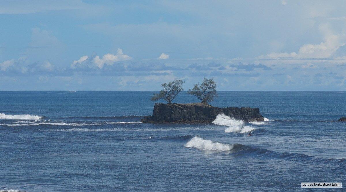 Таити — Между бирюзой лагун и изумрудом долин, индивидуальный тур