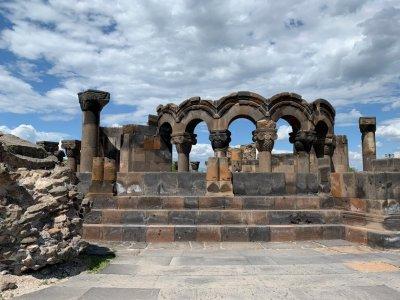 Обзорная экскурсия по Еревану, Эчмиадзин, Звартноц