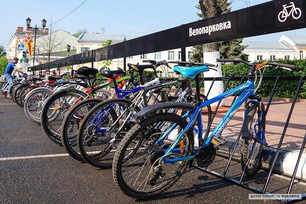 На велосипеде по зоне ЮНЕСКО